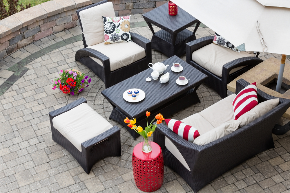 Perfect Moving Patio Furniture Is As Effortless As A Summer Breeze